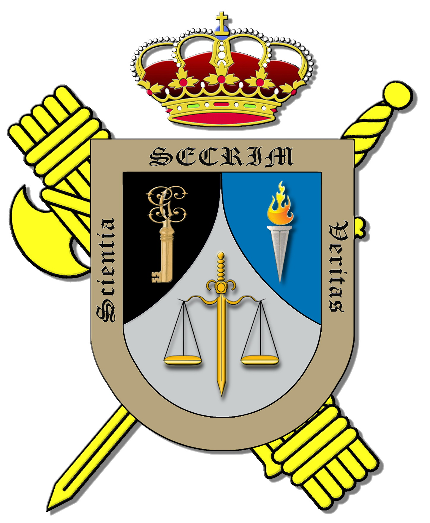 Servicio de Criminalística de la Guardia Civil
